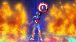 Disk War Avenger All disk mash (TH.SUB)