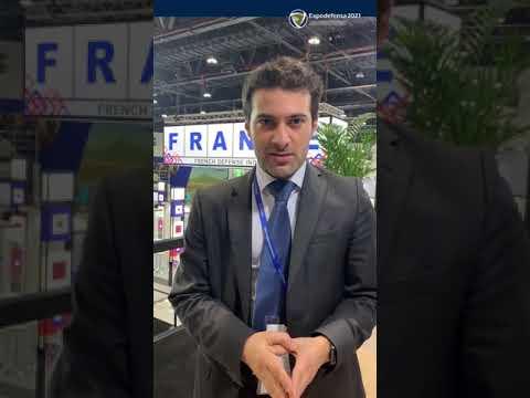 Expodefensa 2021 - Entrevista a David Roukoz