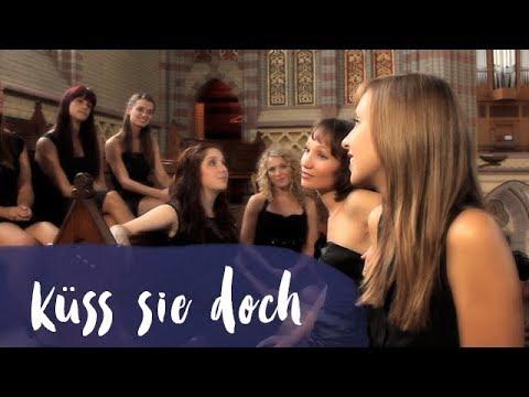 Lieder für die Kirche | Sektempfang | Küss Sie doch | Arielle Cover | Engelsgleich | [10]
