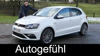 2015/2016 New Volkswagen Polo GTI Facelift test drive REVIEW - VW Polo GTI- Autogefühl