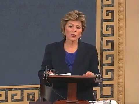 Senator Boxer Provides Remarks on House-Senate Transportation Conference Agreement (June 28, 2012)