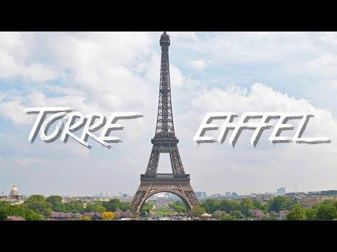 🇫🇷 TORRE EIFFEL & PLAZA DEL TROCADERO - PARIS - FRANCIA #17 - 2017 - Vlog, Turismo