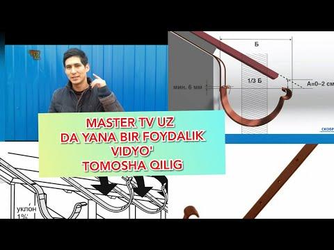 MASTER TV UZ DA YANA BIR FOYDALIK VIDEO  TOMOSHA QILIG  DO'SLAT