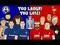 🤣CHELSEA vs LIVERPOOL - You Laugh You Lose!🤣 (Preview 2018 1-1 Sturridge Hazard)