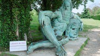 Besuch beim Leonardo da Vinci in Amboise- Frankreich
