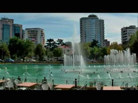 Tirana Time Lapse