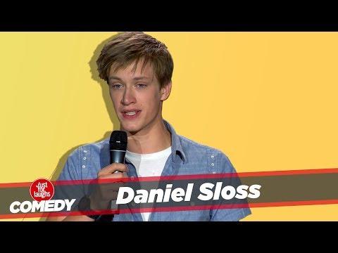 Daniel Sloss Is Not Macaulay Culkin