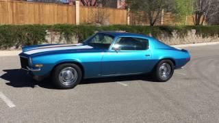 1970 Chevrolet Camaro Split Bumper for sale (505)402-1558 Make offer