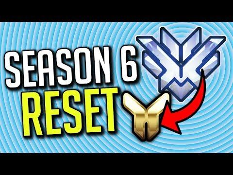 Season 6 Rank Reset: Good Idea or NO?   Overwatch
