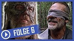 Negan bei den Whisperers: The Walking Dead Staffel 10 Folge 6 | Die 10 denkwürdigsten Momente
