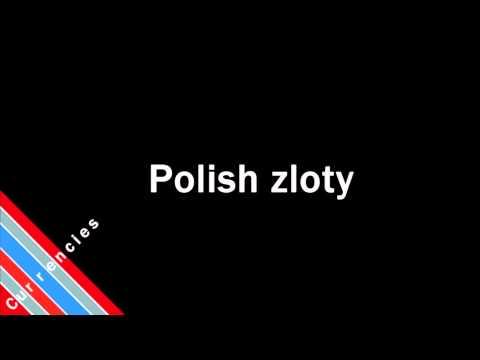 How to Pronounce Polish zloty