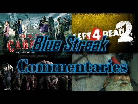 BlueStreakComms: Left 4 Dead 2 - Part 3 (Mukin About) Gnome Power!