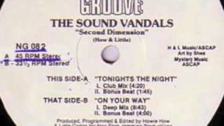 The Sound Vandals - On Your Way (Deep Mix) (1991)