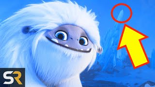 10 Things You Missed In Dreamworks' Abominable