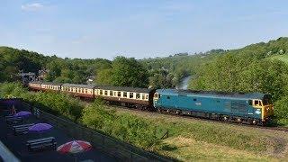 Severn Valley Railway Spring Diesel Festival 2018 thumbnail