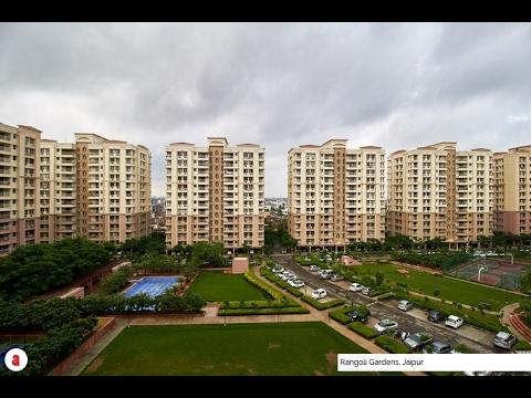Rangoli Gardens Jaipur | Vaishali Nagar Flats | Dhamu And Company