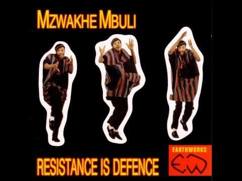 Mzwakhe Mbuli - Lusaka