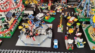 LEGOLAND NOORD NEDERLAND LEGIO MUSEUM GROOTEGAST AMAZING LEGO BUILDS PART 4