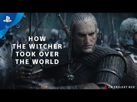 CD Projekt Red retrospective pt.2 | How The Witcher took over the world | PS4 thumbnail