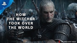 CD Projekt Red - Part 2 | How The Witcher took over the world | PS4