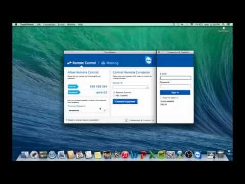 Teamviewer Installation Guide Mac Youtube