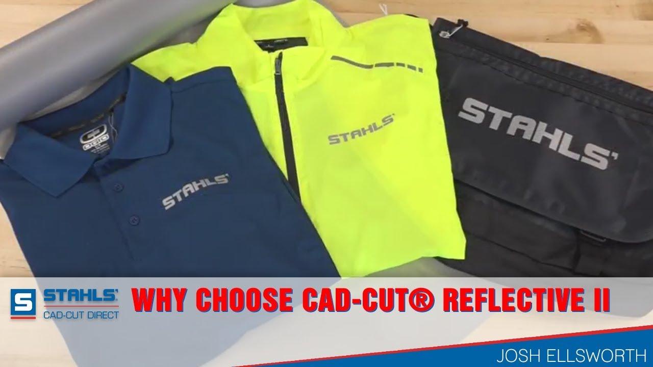 Why Choose Cad Cut 174 Reflective Ii Heat Transfer Vinyl