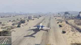 Jungfernflug  - Grand Theft Auto 5 Online Coop #5