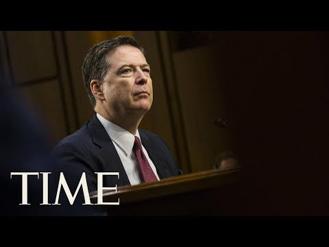 Watch Former FBI Director James Comey's Full Testimony In Under 4 Minutes   TIME