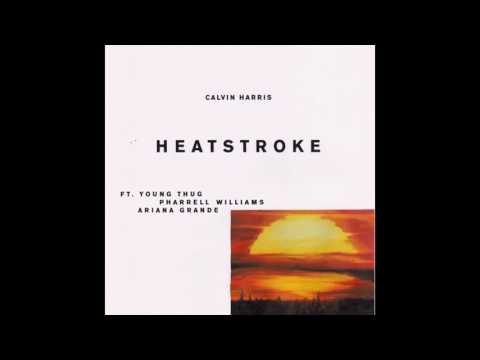 Calvin Harris – Heatstroke feat  Young Thug, Pharrell Williams & Ariana Grande Instrumental