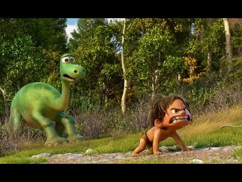 The Good Dinosaur New UK Trailer - Official Disney Pixar | HD