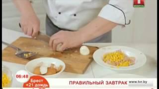 Котлеты с консервированной кукурузой