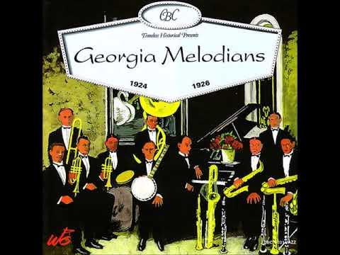 Georgia Melodians - 1924-1926 (full album)
