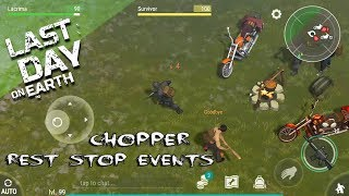 Video Rest Stop Chopper Events - Last Day on Earth Survival download MP3, 3GP, MP4, WEBM, AVI, FLV Agustus 2018