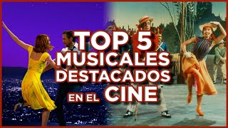 Las 5 Películas Musicales más Exitosas en el Cine