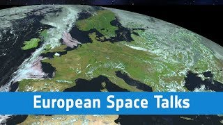 Nimm an den European Space Talks teil!