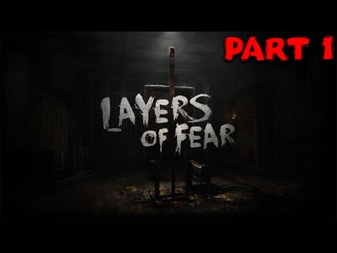 Layers of Fear Gameplay German #01 - Ich scheiss mir ein - Lets Play Layers of Fear