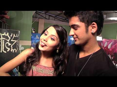 Dil Dosti Dance - Raghav and Ishita's Farewell Behind the Scenes