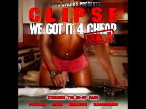 Clipse - Re-Up Anthem (We Got It For Cheap Vol. 1)