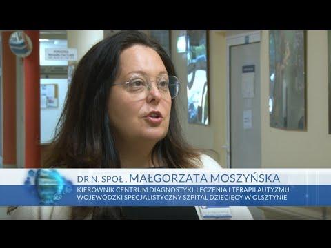 Centrum Diagnostyki  Leczenia I Terapii Autyzmu WSSD W Olsztynie