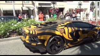 Los Angeles Car Spotting
