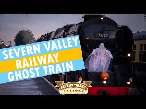 Ghost trains - new video