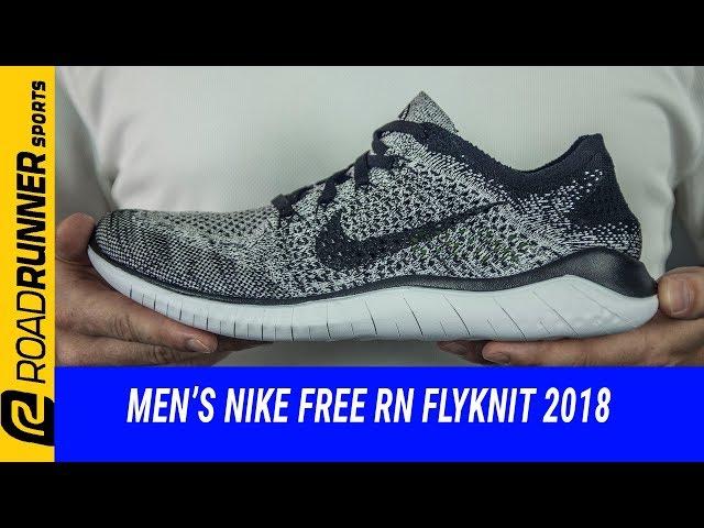 Men's Nike Free RN Flyknit 2018 | Fit
