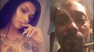 Snoop Dogg Caught Creepin With IG Thot XoCelina187