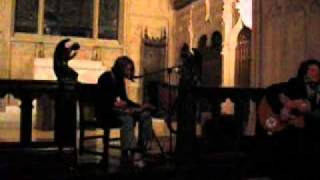 The Last Town Chorus - Live at Greenwood Cemetery Chapel, Brooklyn NY, July 16 2005