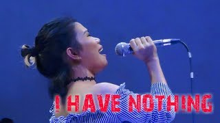 KATRINA VELARDE - I Have Nothing (The MusicHall Metrowalk | June 20, 2018) #HD720p
