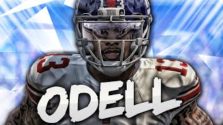 Madden NFL 16 Giants Connected Franchise Ep. 10 - ODELL BEST GAME IN HISTORY!!!!