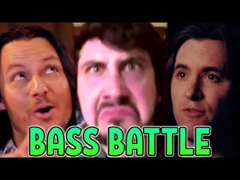 BASS BATTLE - AVI KAPLAN vs TIM FOUST vs GEOFF CASTELLUCCI (only low notes)
