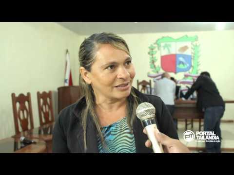 Vereadores de Tailândia falam sobre seu trabalho e relação com Executivo