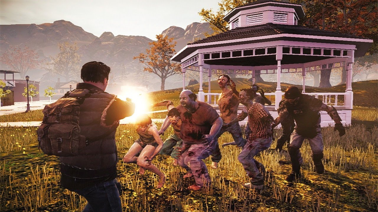 State of Decay Xbox One Gameplay - PAX South 2015 - YouTube