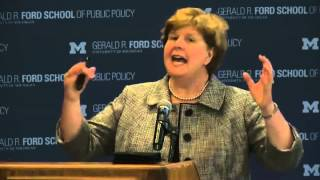 .@fordschool - Christina Romer: The aftermath of financial crises: It doesn